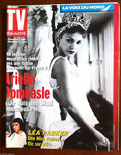 TV Magazine 5/03/2004; Interview Sonia Roland/ Arielle Dombasle/ Léa Parker