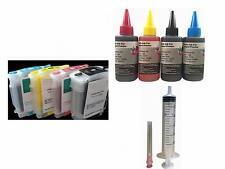 4P refillable combo ink set cartridge kit for hp 940 940XL HP 8000 8500A Printer