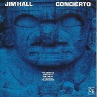 "JIM HALL ""CONCIERTO"" CD 9 TRACKS NEW"