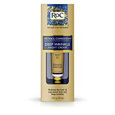 RoC Retinol Correxion Deep Wrinkle Night Cream 1 oz 33 ml