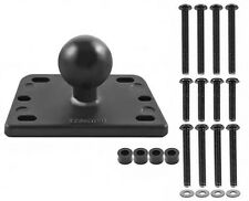 """Ram Mounts Reservoir RES Cover Base 1"""" Ball Centre Mount 