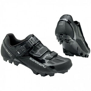 Louis Garneau Slate Men's MTB Shoes Black 44