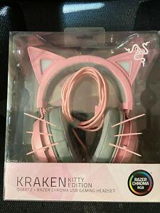 Razer Kraken Quartz Over the Ear Headset