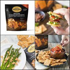 Sonoma Creamery Cheese Crisps 100% Natural Parmesan Gluten Free Organic Food