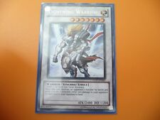 LIGHTNING WARRIOR TU07-EN007 RARE YUGIOH