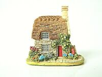 Lilliput Lane Nightingale Cottage Collectable Vintage Ornament. With Deeds