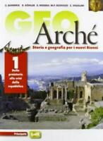 Geo Arché vol.1 PRINCIPATO SCUOLA, Barberis/Kohler codice:9788841632604