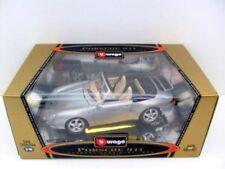 Bburago Gold Porsche Plastic Diecast Vehicles, Parts & Accessories