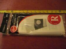"""(0919.) Genuine Hoover Vacuum Cleaner Bags Type """"R"""""""