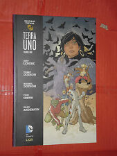 GIOVANI TITANI- terra uno -VOLUME UNO N°1 -Brossurato-DI:JEFF LEMIREi-DC COMICS