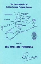 Robson LOWE Encyclopedia, della Nova Scotia, New Brunswick, PRINCE Edward Island
