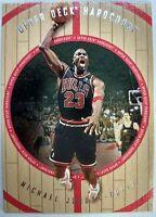 1998 98 UPPER DECK HARDCOURT Michael Jordan #23, CHICAGO BULLS, Sharp MJ!
