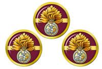 Royal Régiment de Fusiliers Badge, Armée Britannique Marqueurs de Balles de Golf