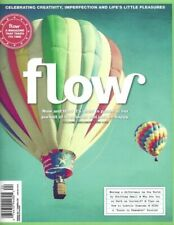 Flow Magazine Celebrating Creativity Imperfection Issue 27 Printed in UK M504