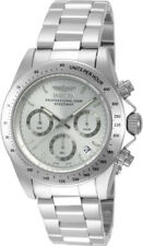 Invicta Men's Speedway Quartz Chronograph 200m Stainless Steel Watch 14381