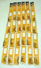 JORGENSEN  254 Snelled Carlisle Hooks - 24 pks / 6 per pack - Size 4