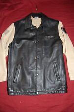 Vintage Nike Air Jordan Leather Jacket -RARE- Mens: Medium