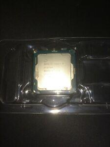 Intel 6 Core I7-8700k 3.7ghz 4.7ghz turbo clock 95W Processor 1151 cpu socket
