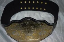 WWE World Heavyweight Wrestling Championship Adult Replica Belt