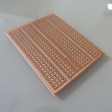 5stk pcb 5.5x7cm 3-5 joint Löcher Streifenraster Lochraster Platine Leiterplatte