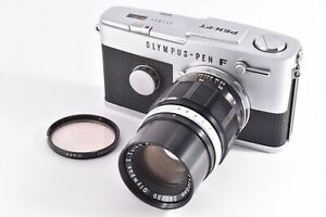 Olympus PEN-FT body with Lens  #211931