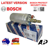 GENUINE BOSCH 044 RACING EXTERNAL FUEL PUMP 0580254044 E85 UNIVERSAL BOSCH SEAL