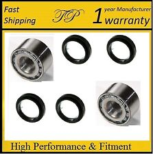 1998-2000 CHEVROLET TRACKER Front Wheel Hub Bearing & Seals Kit (PAIR)