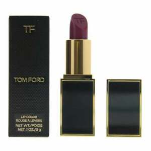 TOM FORD LIP COLOR 17 VIOLET FATALE LIPSTICK 3G - NEW & BOXED - FREE P&P - UK