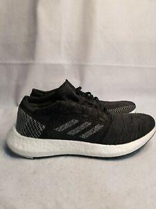 Adidas Women's Pureboost Go Size 9.5 Athletic Shoes - Black/Grey