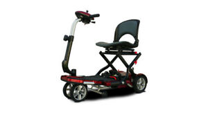NEW! EV Rider Transport Plus Power Scooter Red or Copper