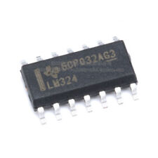 10pcs Original LM324DR SOIC-14 chip four operational amplifiers
