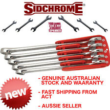 Sidchrome SCMT22296 - 440 Pro Series Combination Spanner Set Metric 5 Piece KIT