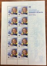 Olympics Australian Decimal Stamp Blocks & Sheets