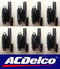 SET OF 8 GENERAL MOTORS - ISUZU - WORKHORSE -SAAB NEW ACDELCO OEM IGNITION COILS