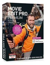 MAGIX Movie Edit Pro 2019 Premium + Content | Windows. Fast Download Key