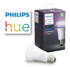 Philips Hue White and Colour Ambiance Single Bulb E27
