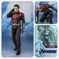 S.H.Figuarts Marvel Avengers Endgame Ant-Man SHF Action Figure KO Collection Toy