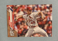 2020 TOPPS SERIES 2 GOLD JORDAN HICKS ST. LOUIS CARDINALS #511  0232/2020
