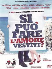 Si Puo' Fare L'Amore Vestiti? (2012) DVD
