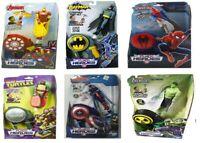 Marvel Avegers Flying Heroes Spiderman Ironman Batman Turtles Cap America Hulk