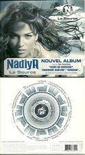 CD - NÂDIYA : LA SOURCE