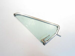 Tinted Vent Window Assembly Fits Austin America New Old Stock Factory Left Hand