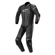 Alpinestars Alpinestar GP Force Leather Race Motorcycle 1 Piece Suit - Black