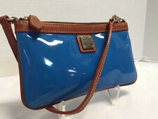 *Dooney & Bourke*Turquoise Blue*Slim Wristlet* Gorgeous Color!