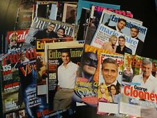 George Clooney  275+ full pages   Clippings