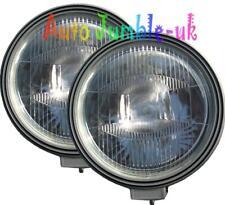 "Car Halogen spot light driving lamps spotlamp 8.5"" X2"