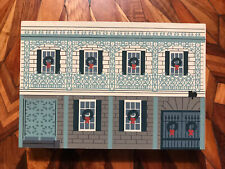 Vintage 1994 Cats Meow Village New Orleans Christmas Series - Gallier House
