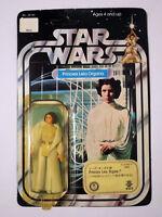 Vintage Star Wars Princess Leia Organa Kenner 12 Back Takara Sticker Japan 1978
