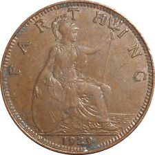 Great Britain Farthing 1929 KM#825 George V (UK-15)