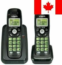 Vtech Dect 6.0 2-Handset Cordless Phone System with Caller ID, Backlit Keypad an